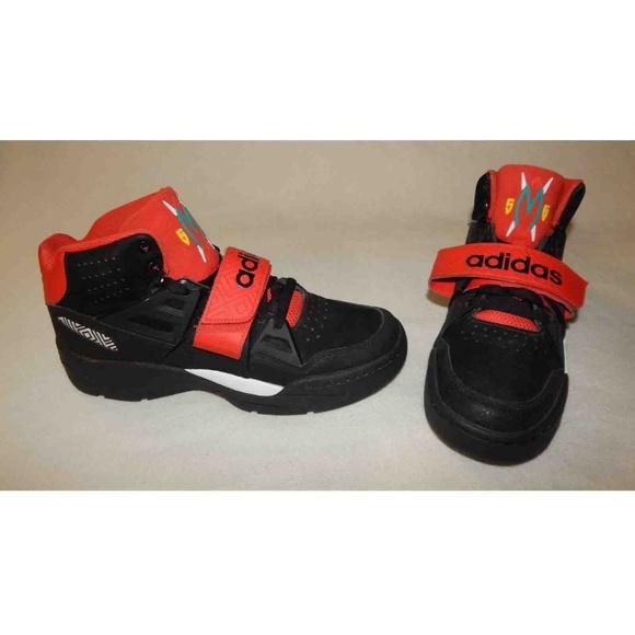 adidas Other - Adidas Dikembe Mutombo Basketball Mens Shoes Sz 10 3f7472670